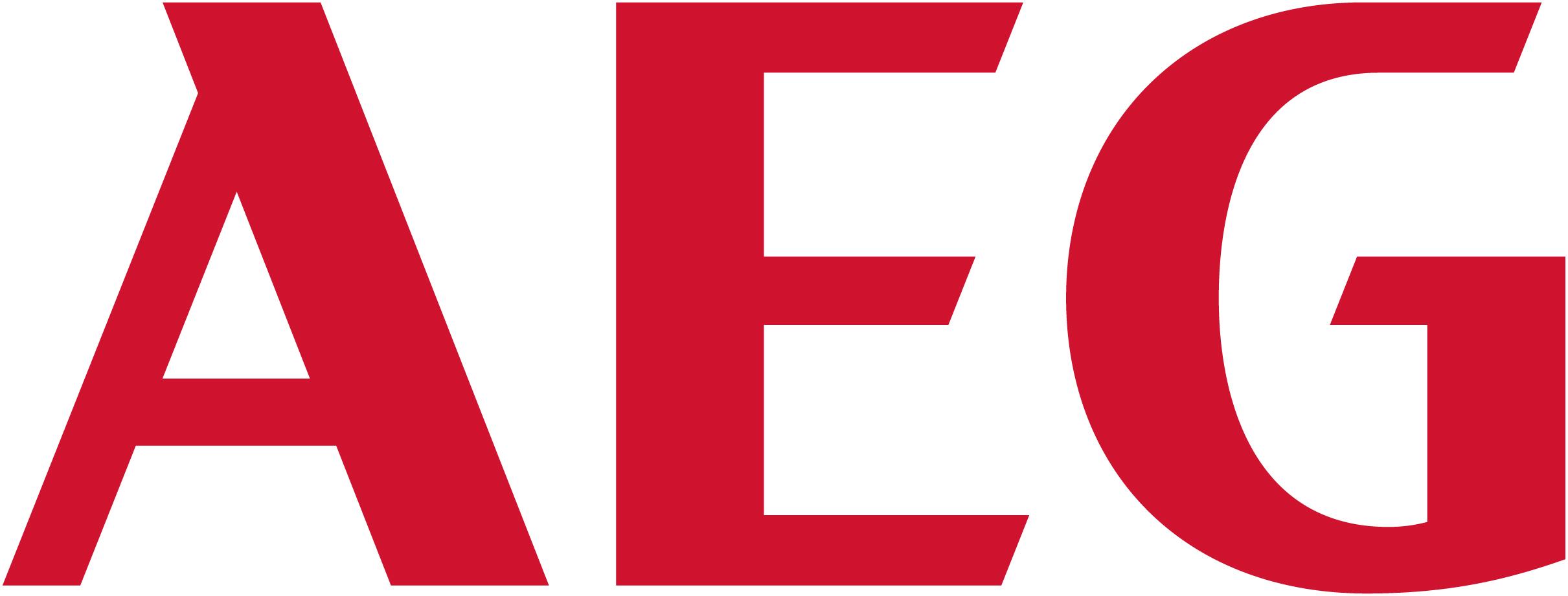 Bild AEG Logo Marke Staubsauger-Center Leipzig